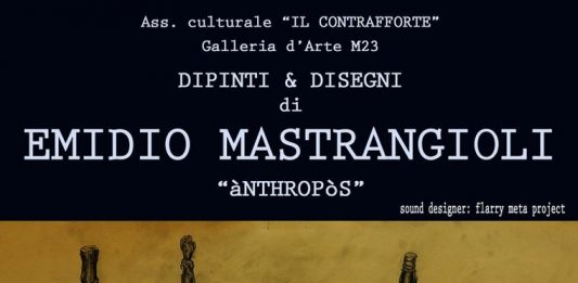 Emidio Mastrangioli – Anthropos