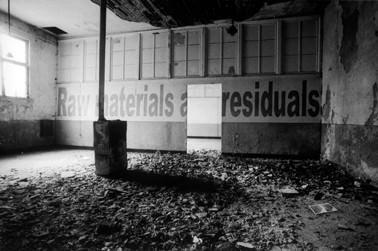 Mauro Sambo – Raw materials and residuals