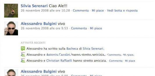 Alessandro Bulgini – Vivo