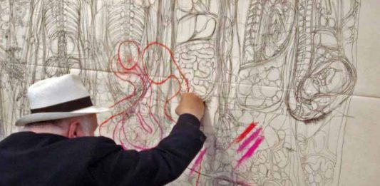 Hermann Nitsch – I luoghi inediti dell'OMT