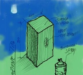 Il cielo in scatola