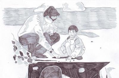Dario Molinaro – Drawings
