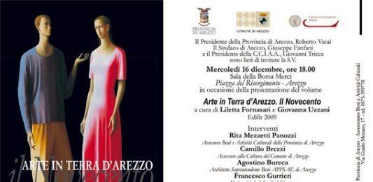 Arte in Terra d'Arezzo – Il Novecento