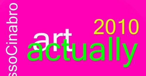 Art actually 2010