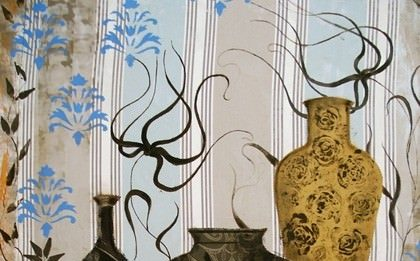 Bruno Gianesi – Pottery and Tapestry