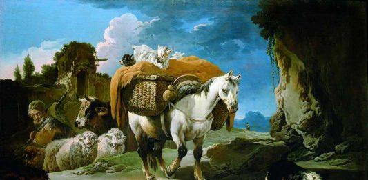 La Campagna Romana dai Bamboccianti alla Scuola Romana
