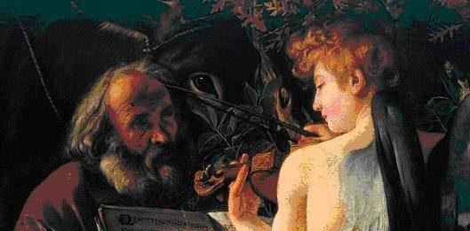 Caravaggio e l'arte della fuga. La pittura di paesaggio nelle Ville Doria Pamphilj