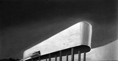 Luigi Moretti – Architetto. Dal Razionalismo all'Informale