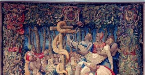 Gli arazzi dei Gonzaga nel Rinascimento. Da Mantegna a Raffaello e Giulio Romano