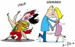 Va bene?! La Germania in italiano. Italien auf Deutsch