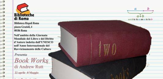 Andrew Rutt – Book Works
