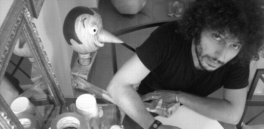 Fabio Leonardi – Carissimo Pinocchio…illustrando un amico