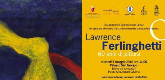 Lawrence Ferlinghetti – 60 anni di pittura