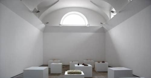 Christiane Löhr – Dividere il vuoto