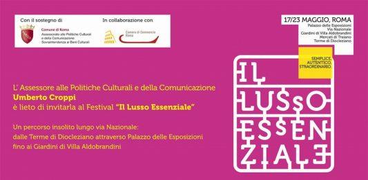 Festival del Lusso Essenziale