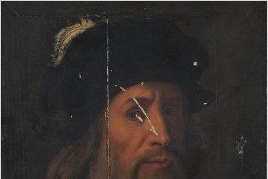 Leonardo da Vinci – Presunto autoritratto lucano