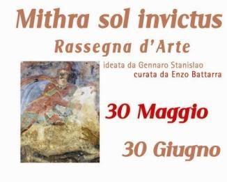 Mithra sol invictus