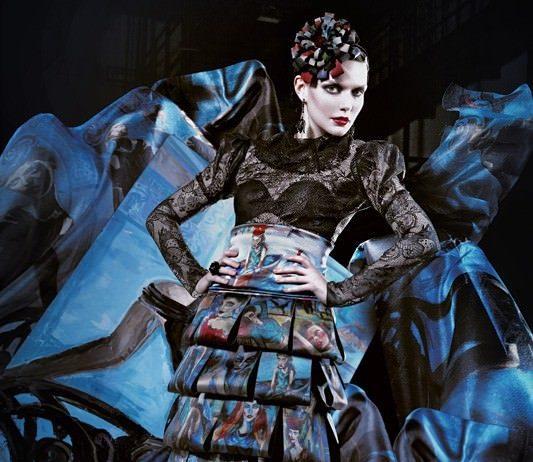 Please me Fashion. Fluttuazioni fra arte e moda