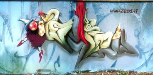 Slam! – Arte Urbana in Laboratorio