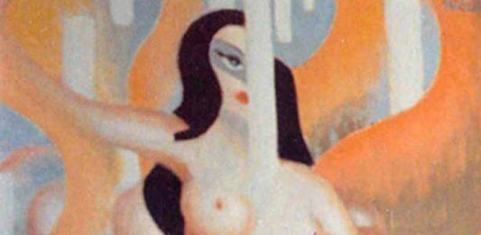 Eros parola d'Arte- (Julius Evola / Carte-deiderio)