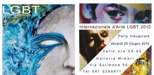 Internazionale d'arte Lgbt 2010