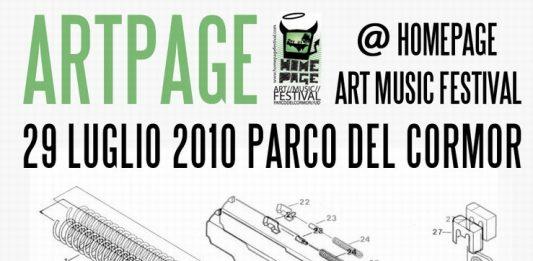 #2 ArtPage@HomePage Art Music Festival