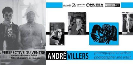 André Villers – La perspective du ventre