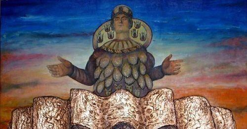 Anna Maria Guarnieri – Il Divino pulsare delle civiltà