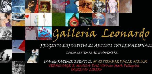 26 artisti internazionali per Galleria Leonardo