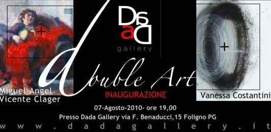 Miguel Angel Vicente Clager / Vanessa Costantini – Double art