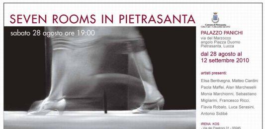 Seven Rooms in Pietrasanta