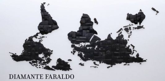 Diamante Faraldo – Dentro l'occhio dell'occidente