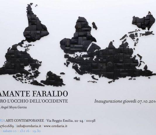 Diamante Faraldo – Dentro l'occhio dell'occidente