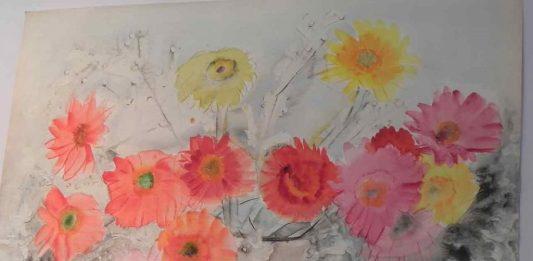 Yvonne Defente Dionisio – E malgrado tutto… i colori cantano lo stesso!