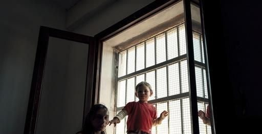 Che ci faccio io qui? I bambini nelle carceri italiane