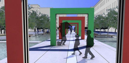 Dare arte alla città: artista + architetto per nuovi spazi pubblici