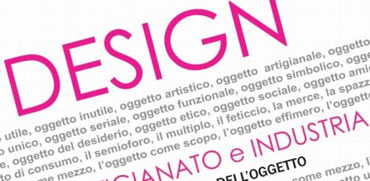 Design tra industria artigianato e arte