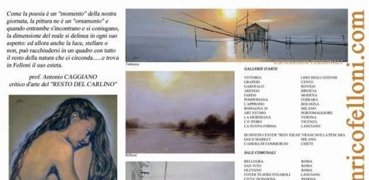 Enrico Felloni – Infiniti