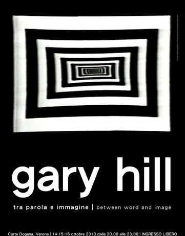 Gary Hill – Tra parola e immagine