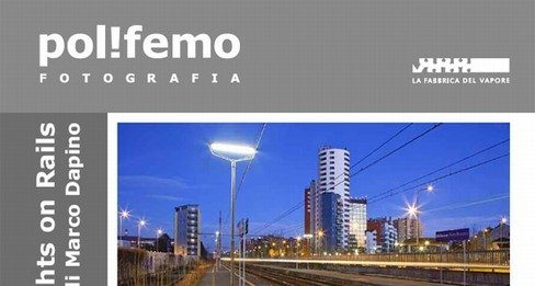 Marco Dapino – Lights on Rails