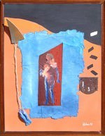 Mostra sul trascendentale nell'arte pittorica