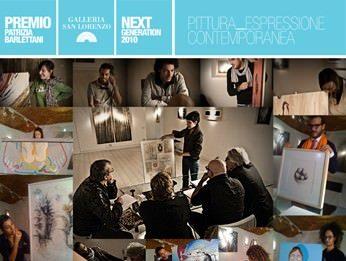 Next generation 2010 pittura. Esposizione contemporanea