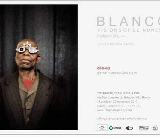 Stefano De Luigi – Blanco. Visions of Blindness