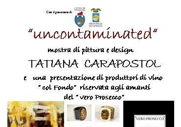 Tatiana Carapostol – Uncontaminated