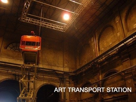 Art Transport Station