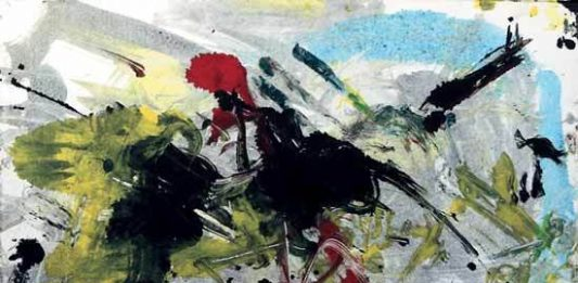 Emilio Vedova – Monotipi