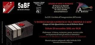 Pietro Antonio Bernabei – L'intreccio quantistico tra ordine e caos