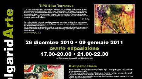 Giampaolo Osele / Elisa Terranova – Tipo