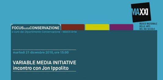 Jon Ippolito – Variable media initiative