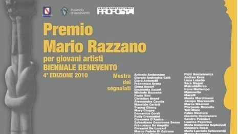 Premio Mario Razzano per Giovani Artisti IV Edizione (2010)